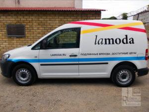 Автомобиль LaModa